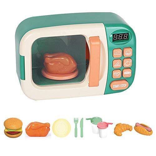 Childlike Kinderspielzeug Für Die Küche Mikrowelle Kinderspielzeug Simulation Mikrowelle Spielzeug Hervorragend Geeignet, Um Kindern Das Üben Von Fertigkeiten In Der Küche Beizubringen Wonderful