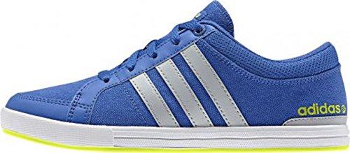 adidas - Skool K - F76442 - Colore: Grigio-Azzuro - Taglia: 28 EU