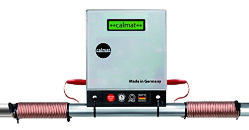 Calmat 1-6004-000USA Electronic Anti-Scale Rust Water Treatment System