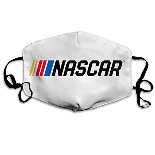 Unisex Nasenmund Mund Staubschutz Nascar Daytona 500 Verstellbare Mundschutz