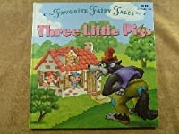Three Little Pigs (Favorite Fairy Tales) 0866118780 Book Cover