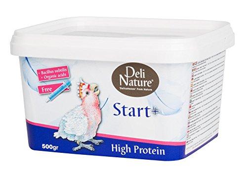 DELINATURE Pasta de Embuche Start+ High Protein - 500 gr, Pájaros
