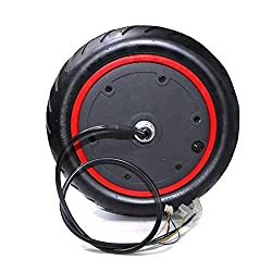 Replacement motor for M365 PRO/ PRO2 Electric Scooter Xiaomi Made of good quality, it's coming all assembled (motor, tyre, tube) Made of good quality, it's coming all assembled (motor, tyre, tube) Rubber material, combined with NEW design, the motor ...