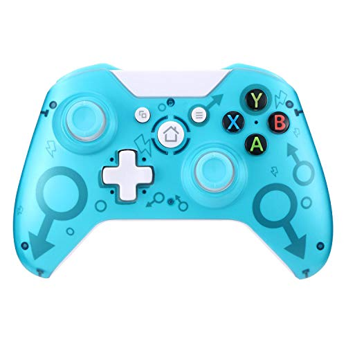 Controller Xbox ONE Wireless Joystick PC Azzurro Cielo