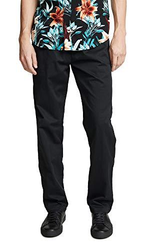 RVCA Men Week-End Elastic Pant Orange Small