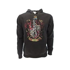 Harry Potter Sudadera con Capucha Hoodie Simbolo de Gryffindor Casa - 100% Oficial Warner Bros 30