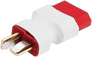 KINGDUO 1Pc T Mâle vers xt60 Femelle T Femelle À xt60 Male Adaptateur pour Rc Modèle Drone Batterie-T Male Plug to xT60 Fe...