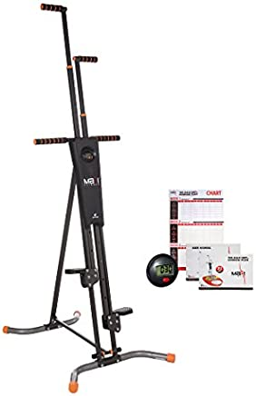 MaxiClimber, is The Revolutionary Vertical Climber, as-seen on-TV.