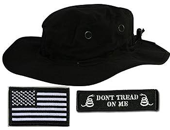 civilians wearing operator hats