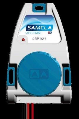 samcla Home Box Contrôleur 2 9 VDC spb02l