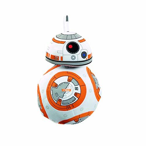 Star Wars - SW02326 - BB-8, Deluxe-Plüschfigur mit Sound, 38 cm