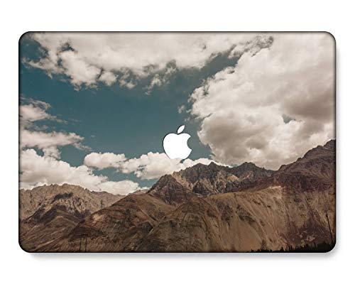 GangdaoCase Carcasa rígida de plástico ultra delgada para MacBook Pro de 15 pulgadas con Touch Bar/Touch ID A1707/A1990 (Sky Series 0574)