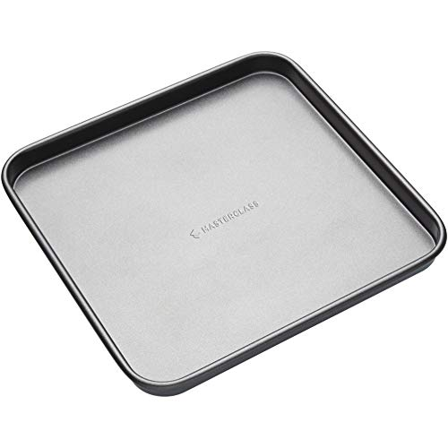 Kitchen Craft Master Class - Bandeja de Horno (26 cm x 26 cm, Superficie Antiadherente)