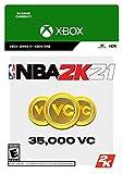 NBA 2K21: 35,000 VC - Xbox One [Digital Code]