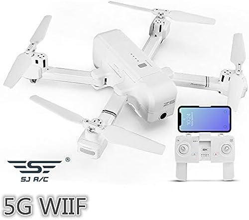 ETbotu Drohnen Quadcopter SJRC Z5 Quadrocopter mit HD 1080P Kamera GPS Drohne 5G WiFi FPV H nlage Follow Me Modus Rc Hubschrauber gegen XS812
