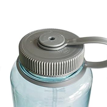 Nalgene Kunststoffflaschen 'Everyday WH' Bouteille Adulte Unisexe, Seafoam, 1 L