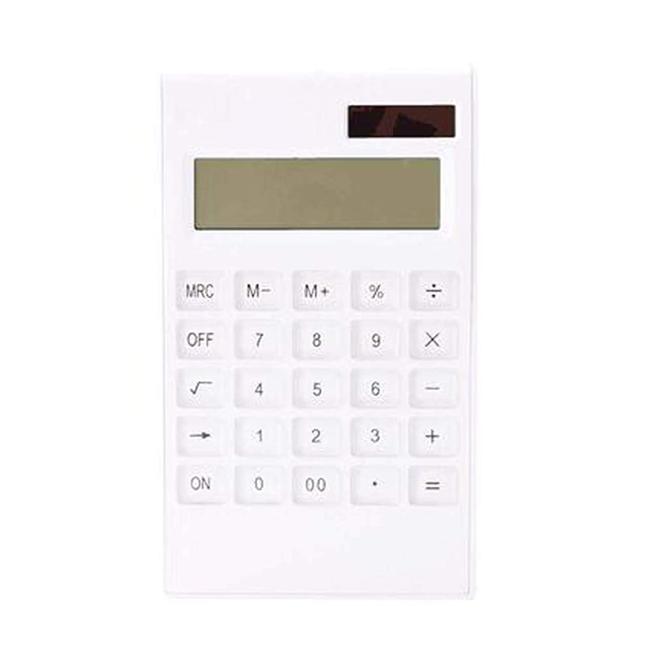 アコード小石アーカイブ携帯電卓かわいい学生オフィス小フレッシュカラー電卓、A3