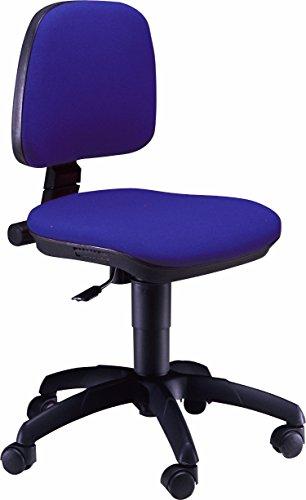 unisit A41B/EB krzesło obrotowe, niebieskie