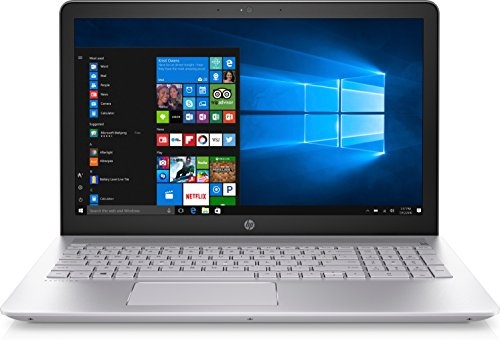 "HP Pavilion 15-cc514ns - Ordenador portátil 15.6"" FHD (Intel Core i7-7500U, 8 GB RAM, 256 GB SSD, Intel HD Graphics 620, Windows 10 Home 64) color plata"