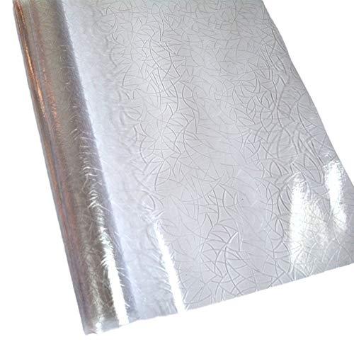 CVBN Deslumbrante Pegatina electrostática para Ventana, protección de privacidad, película para Ventana, Colorida, 45X200cm