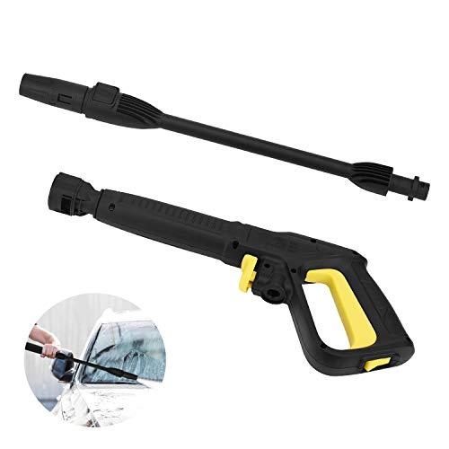 Jajadeal kit de Lanza y Pistola Quick Connect para Lavadoras de Presión Kärcher K2 K3 K4 K5 K6 K7 para la Limpieza del Autos