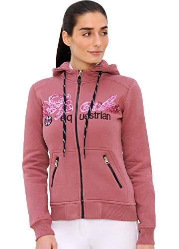 Roxie Jacket Sequin - DE (Farbe: Dark Rose; Größe: M)