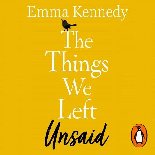 The Things We Left Unsaid cover art