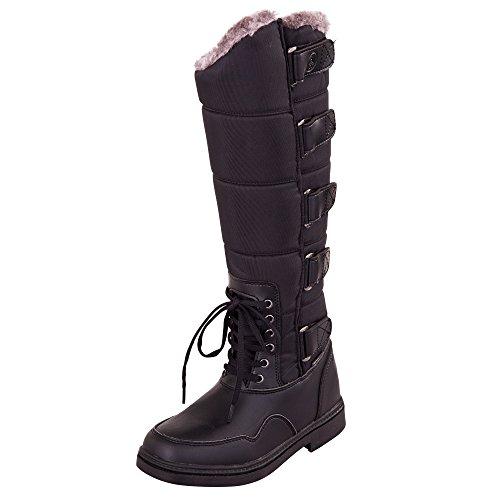 BR Winter Riding Boots Siberia, black
