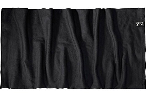 Jack Wolfskin Merino Unisex Couvre-Chef Mixte Adulte, Black, FR Unique (Taille Fabricant : One Size)