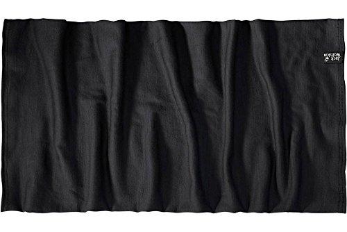 Jack Wolfskin Merino Unisex Kopfbedeckung, Black, ONE Size