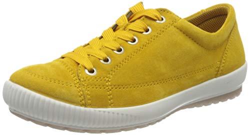 Legero Damen Tanaro Sneaker, Gelb (Sunshine (Gelb) 62), 38.5 EU (Herstellergroesse:5.5 UK)
