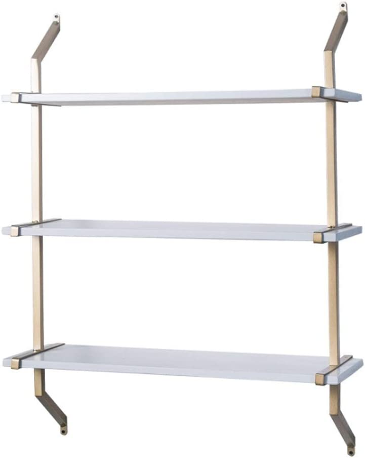 Wall Mounted SEAL limited Max 72% OFF product Shelf Floating Shelves High Gloss