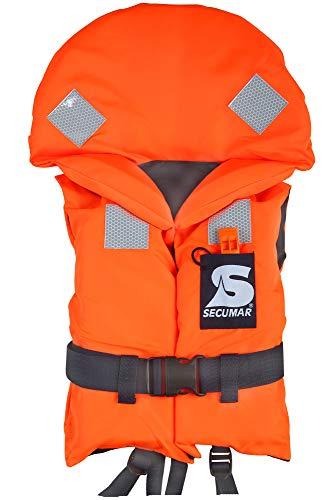 Secumar Rettungsweste Bravo 20 - 30 kg 100 N - Schwimmweste