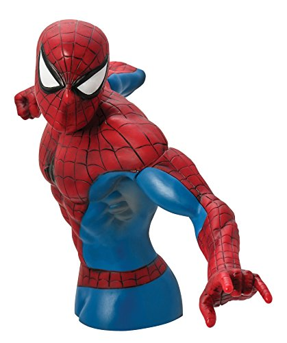 Monogram Marvel Hucha Spider-Man, Multicolor, Talla única (MG67963)