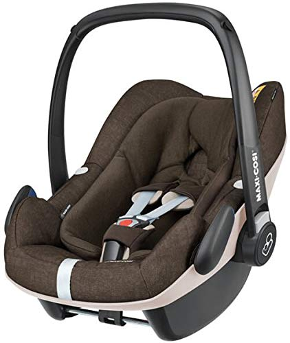 Maxi-Cosi Pebble+ Babyschale Autositz 0-13 kg I-size R129 (Nomad Brown)