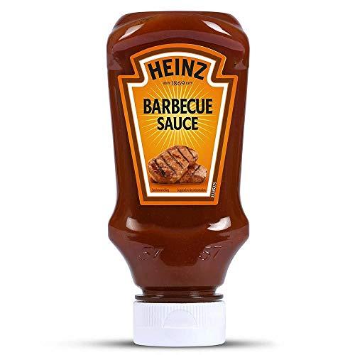 Heinz Barbecue Sauce 220ml mit Paprika und Zwiebeln