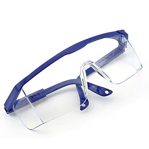 Gafas de Seguridad con Protectores Rayos UVA, UVB y UVC