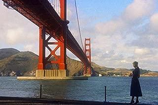 vertigo golden gate bridge