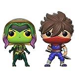 LAST LEVEL Figura Pop Pack Cap MARV Gamora VS Strider, Multicolor (FFK22785)