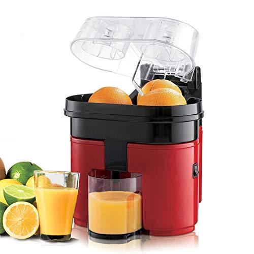 Zitruspresse Doppelter Entsafterraum Schlackensaftabscheider, Orangensafthersteller mit hohem Nährstoffgehalt, 90W Vollsaft-Extraktor Obst und Gemüse, Genießen Sie Gesund und Frisch