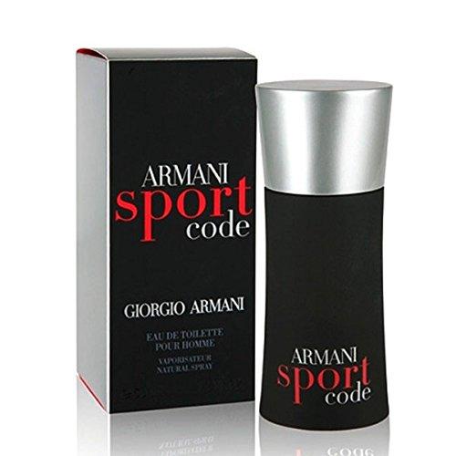 Armani Code Sport - Eau de Toilette - Spray 50 ml