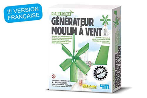Kidzlabs Green Science - Windkraftgenerator
