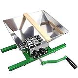 粉砕機 食品 手回し粉砕機 手動 小型 破砕機 家庭用 業務用 7L 大容量 果物 野菜 粉砕機械 ステンレス鋼 お手入れが簡単