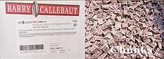 Barry Callebaut 70102 Semi sweet dark chocolate chunks 5 lbs