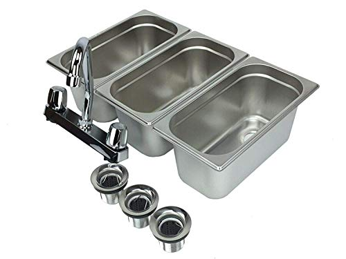 Best Small Sink for Food Trucks