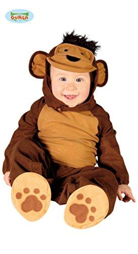 bébé singe costume 6-12 mois
