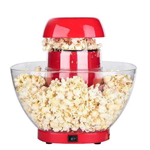 Coversolate Popcornmaschine für Zuhause Popcorn Maker Ohne Öl Popkornmaschinen Klein Popcornmaker für Familien, Bars, Cafés und Karaoke-Räume. (Mehrfarbig)
