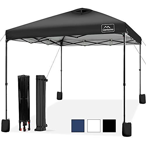KAMPKEEPER Pop-up-Canopy-Tent
