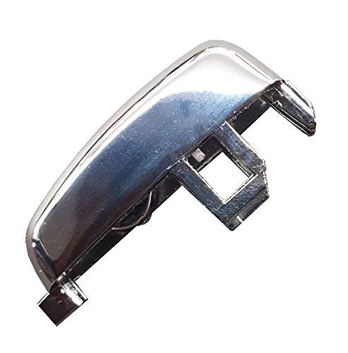 Handbremsknopf aus verchromtem Metall! passend für Opel / Vauxhall - Mokka / Crossland - Hand Brake Button - Ersatzteil - Sparpart