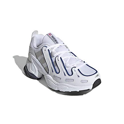 adidas Niña EQT Gazelle J Zapatillas Blanco, 36